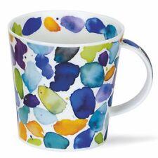 Dunoon Blobs blau 0,48l Teetasse Mug Kaffeebecher Cairngorm