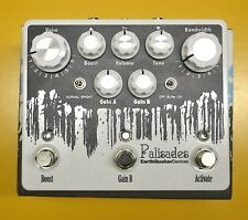 Earthquaker Devices Palisades Overdrive Distortion Boost Pedal