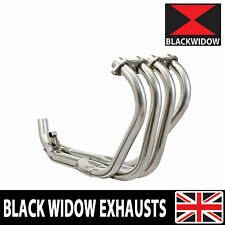 CB600F CB 600 CB600 PC36 HORNET EXHAUST HEADERS DOWN PIPES STAINLESS 03 04 05 06