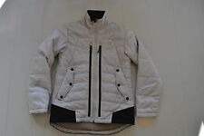 Timberland Light Technical Winter Ski Jacket Sz Small White/Silver