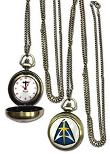 Kill La Kill Symbol Mini Pocket Watch Anime Manga NEW