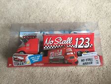 Disney Cars Hauler Semi Truck No Stall