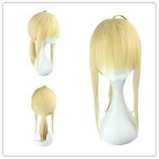 """Party Wig Cosplay Wig Heat Resistant Synthetic 45cm/17.7"""" for Fate Zero-Saber"""