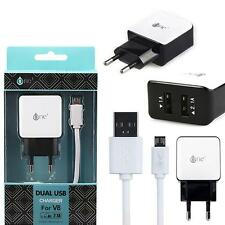 Chargeur universel double usb 1-2.1A chargeur Samsung Galaxy S6