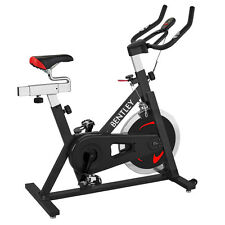 Charles Bentley Indoor Pro Exercise Bike Cycle Training Cardio Fitness Workout
