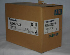 Panasonic Drive Variable Frequency Inverter MBSK043CSA