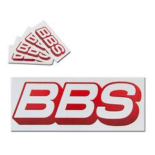 Original BBS Logo Aufkleber Sticker Felgenaufkleber 20cm groß - NEU -