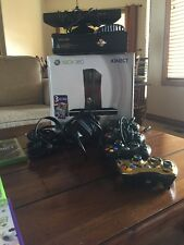 Microsoft Xbox 360 with Kinect 250 GB Black Console