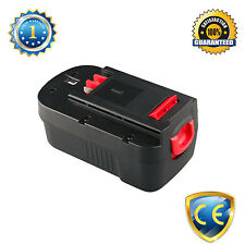 18V 2.0Ah Battery for BLACK and DECKER EPC 18 H1 EPC18H1 A18E H1 A18EH1 A1718