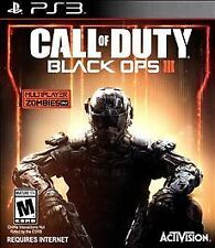 Call of Duty Black Ops III 3 COD BO BO3 BOIII SEALED (Sony Playstation 3) PS PS3