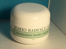 Mario Badescu Skin Care - Chamomile Night Cream - 1 OZ. - New - Sealed