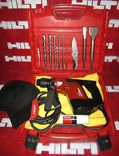 HILTI TE 5 HAMMER DRILL, PREOWNED, MINT CONDITION,MADE IN GERMANY,FAST SHIPPING