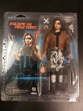 NECA ESCAPE FROM NEW YORK SNAKE KURT RUSSELL FIGURE SEALED BOXED RARE RETRO