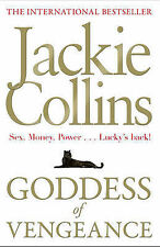 Goddess of Vengeance, Jackie Collins