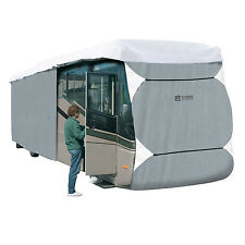 Class A RV Cover 37' to 40' Zippered Panels Extra Tall