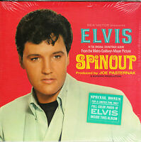 Elvis Presley - SPINOUT - FTD 35 New / Sealed CD