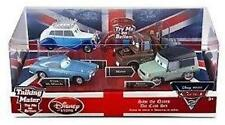 Disney Store Pixar CARS 2 SAVE THE QUEEN Talking Mater - Die Cast Set -Brand New