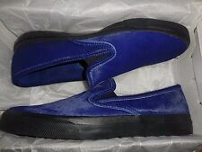 Men's Sperry Top-Sider CVO Navy  Pony Hair By Jeffrey Boat Shoe Size 12 M