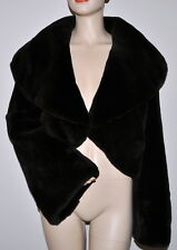AUTHENTIC HERMES MINK FUR JACKET COAT,38,NEW,RARE