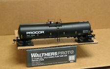 Walthers 920-100235 HO Procor 54' UTLX 23k funnel-flow tank car #75546
