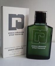 Paco Rabanne Pour Homme For Men Eau de Toilette 100 ml 3.4 oz T