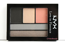NYX Eyeshadow Palette-Love In Florence Collection LIF04-Ciao Bella