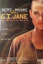 G.I. Jane Demi Moore Ridley Scott Viggo Mortensen Region 4 DVD VGC