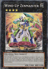 x3 Wind-Up Zenmaister - BP01-EN028 - Starfoil Rare - 1st Edition Yu-Gi-Oh! M/NM