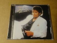 SPECIAL EDITION GOLD CD / MICHAEL JACKSON - THRILLER