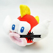SUPER MARIO BROS. PESCE SMACK PELUCHE plush fish Cheep-Cheep Pukupuku kart 3 ds