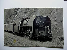CZE039 - 1960 CSD CZECHOSLOVAKIA STATE RAILWAY - LOCOMOTIVE No475.112 PHOTO