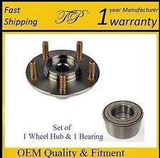 2012-2013 MAZDA 3 Front Wheel Hub & Bearing Kit (4-WHEEL ABS)
