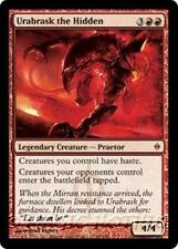 URABRASK THE HIDDEN New Phyrexia MTG Red Creature — Praetor MYTHIC RARE