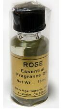 Rose Essential Oil Fragrance India Aroma Oils 10 ml & FREE SHIPPING