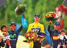 Chris Froome Tour de France 2015 Winner Poster