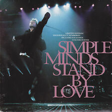 "Simple Minds - Stand By Love - Scarce 1991 Limited Edition vinyl 7"" (Promo)"