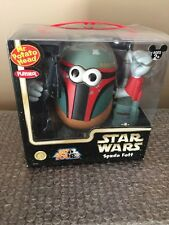 Star Tours Spuda Fett (Boba Fett)  Mr. Potato Head Star Wars Playskool (Disney)