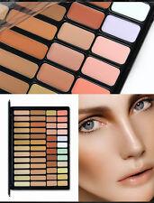 50 Colors Professional Makeup Contour Concealer Face Cream Concealer Palette