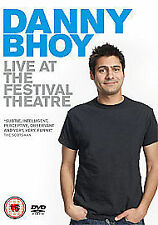 Danny Bhoy Live At The Festival Theatre Dvd Brand New & Factory Sealed