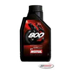 13.57 €/L MOTUL 800 2t FL FACTORY LINE ROAD RACING 1 L due tempi olio vollsynthe...
