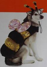 LED light up bee Pet Dog Costume Size Medium NWT Halloween