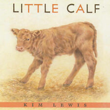 Little Calf (Poppy's Farm) Kim Lewis Very Good Book