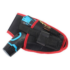 Portable Drill Holder Holster Pouch Cordless Tools Oxford Drill Waist Belt Bag