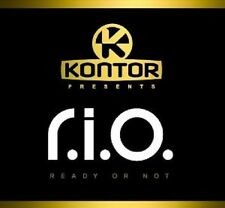 R.I.O. - KONTOR PRESENTS R.I.O.-READY OR NOT 3 CD NEU