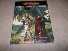 D&D D20 Dragonlance Dragons of Spring