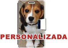 Flip funda tapa case Sony Xperia M - personalizada con tu foto