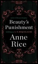 Beauty's Punishment (Sleeping Beauty), A. N. Roquelaure, Anne Rice, Good Book