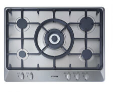 Stoves SGH700C Built In 68cm 5 Burners Gas Hob Stainless Steel New