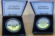 Original Werder Bremen Meisterschaft Medaille 2004 Neu
