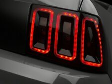 Mustang GT Raxiom Icon LED Tail Light (99-04 All, Excludes 99-01 Cobra)